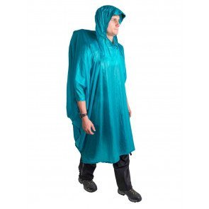 Sea To Summit Ultra-Sil™ 15D Tarp Poncho - Blue
