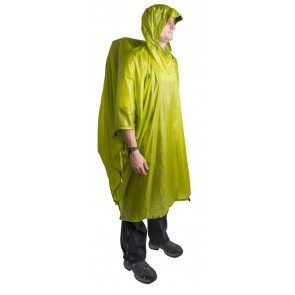 Sea To Summit Ultra-Sil™ 15D Tarp Poncho - Lime