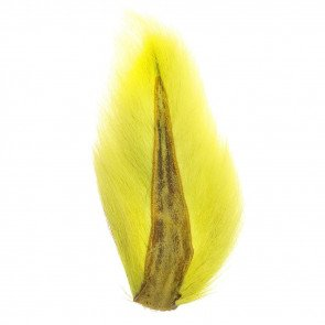 Bucktail - Fluoro Yellow