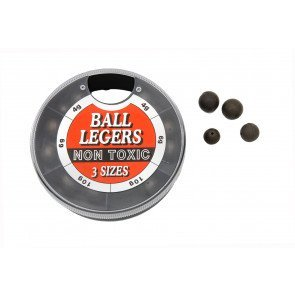 Dinsmore Ball Legers - kuglelodder