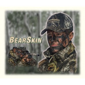 BearSkin - Temporary Camouflage Tattoo