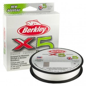 Berkley X5 Braid Crystal 150m