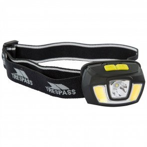 Trespass Blackout 250lm LED Headtorch