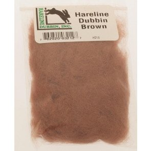 Hareline dub brown