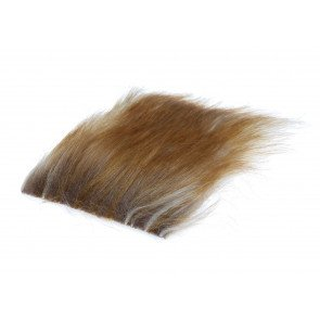 Craft fur Brown Brandy Fox