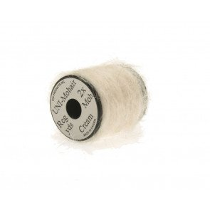 Mohair yarn  cream