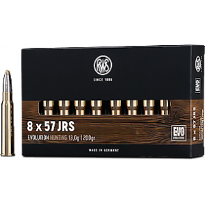 RWS Evolution 8x57 JRS 13.0 g. - 20 stk.
