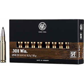 RWS Speed Tip .300 Win Mag 10,7g - 20 stk.