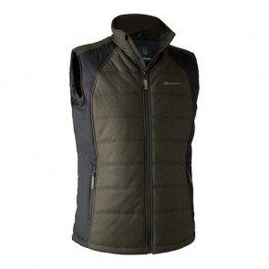 Deerhunter Moss Padded Vest Art Green