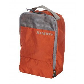 Simms GTS Packing Pouches - 3-Pack Simms Orange