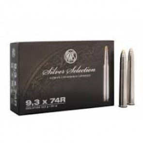 RWS Evolution 9,3x74R Silver Selection 18.8 g. - 20 stk.