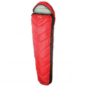 Trespass Doze 3 Season Sleeping Bag Red - Sovepose