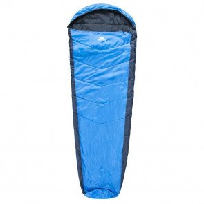 Trespass Doze 3 Season Sleeping Bag Royal Blue - Sovepose