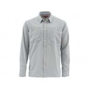 Simms Ebb Tide LS Shirt - Sterling