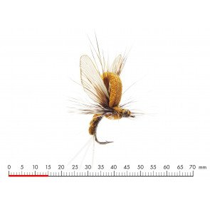 J:Son Mayfly Emerger  Olive Brown