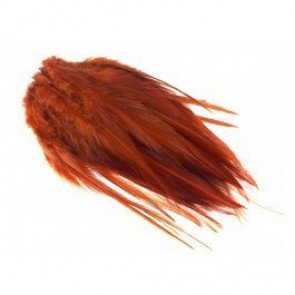 FF Rooster Saddle - Fiery Brown