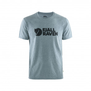 FJÄLLRÄVEN - Logo t-shirt M Uncle Blue - Str. M