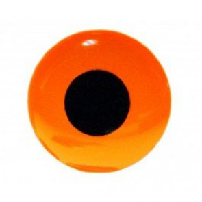 Futurefly 3D Epoxy Eyes 9mm Fl. Orange
