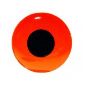 Futurefly 3D Epoxy Eyes 9mm Fl. Red