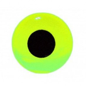 Futurefly 3D Epoxy Eyes 9mm Fl. Yellow