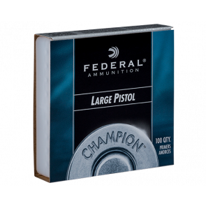 Federal Champion Large Pistol fænghætter 1000 stk.