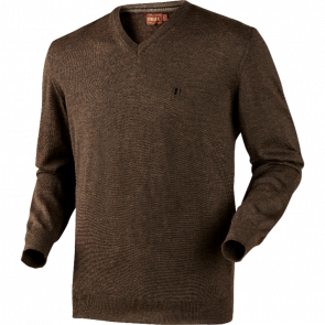 Härkila Glenmore Pullover Shadow Brown