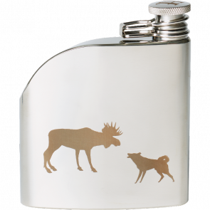 Härkila Hip Flask 175 ml - Lommelærke
