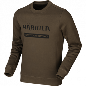Härkila Sweatshirt Willow Green