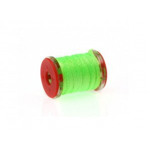 FutureFly Flatbraid Fluo Green Holo