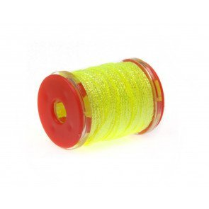 FutureFly Flatbraid Fluo Yellow Holo
