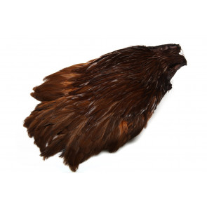 Hareline Hen Cape - #40 Brown