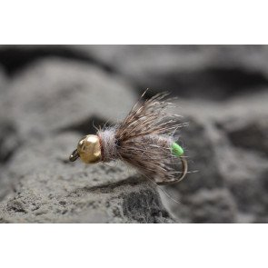 UF BG Cased Caddis Tan size: 8