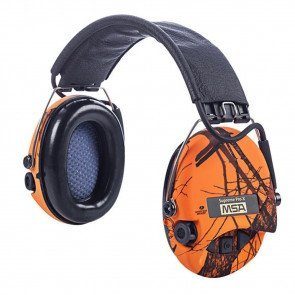 Sordin Supreme Pro-X LED - Orange Camo