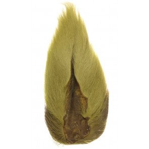 Bucktail - Light olive