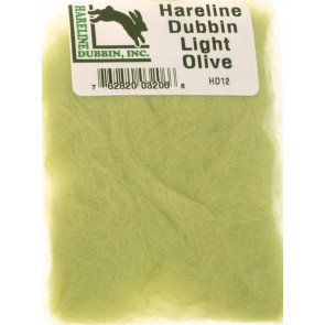 Hareline dub Light Olive