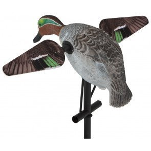 Lucky Duck HD Greenwing Teal - Krikand