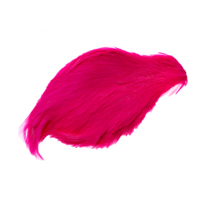 Chinese Cock Cape - Magenta