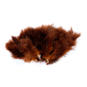 Marabou - Wooly Bugger #40 - Brown
