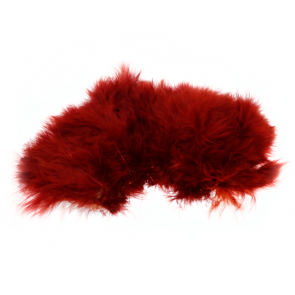 Marabou - Wooly Bugger #323 - Rusty Brown