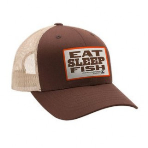 Loop Eat Sleep Fish Cap