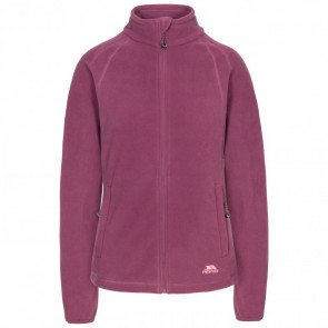 Trespass Nonstop Women's Fleece Jakke Mauve