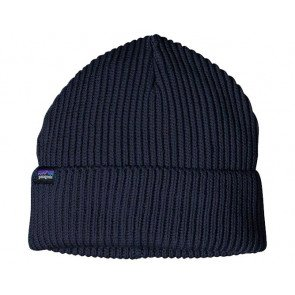 Patagonia - Fishermans Rolled Beanie - Navy Blue