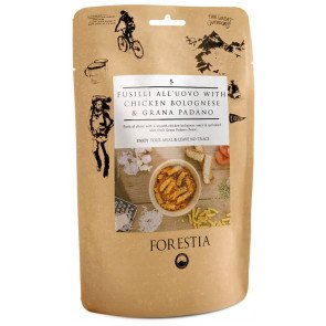 Forestia Fusilli All'uovo med kylling