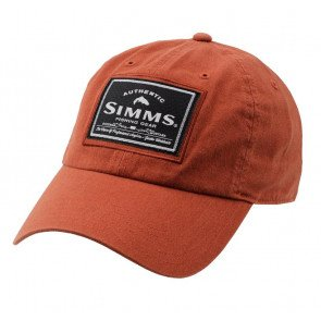 Simms Single Haul Cap - Simms Orange