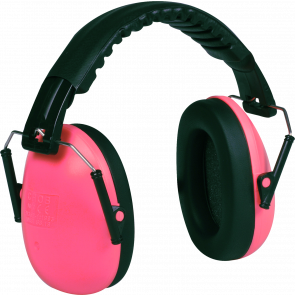 Ox-On Earmuffs Junior Basic Høreværn Pink