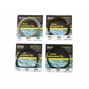 Rio Replacement Tip 15' InTouch - 4 synke densiteter