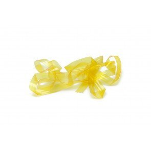 """1/4"""" - Scud back - Yellow - 6,4 mm"""