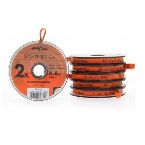 Sightfree fluorocarbon