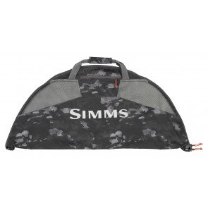 Simms Taco Bag Hex Flo Camo Carbon