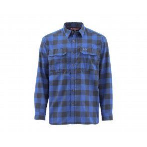 Simms Cold Weather Shirt - Rich Blue